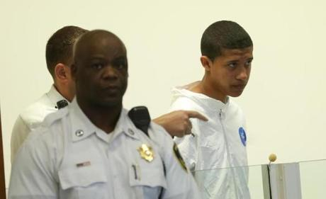 Philip Chism, 14, was arraigned at Salem District Court in Ritzer's death. Chism was charged as an adult, pled not guilty, and was held without bail.