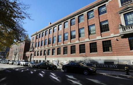 North Bennet Street School's new campus at North and Richmond streets in the North End is a new beginning for the 132-year-old trade school.