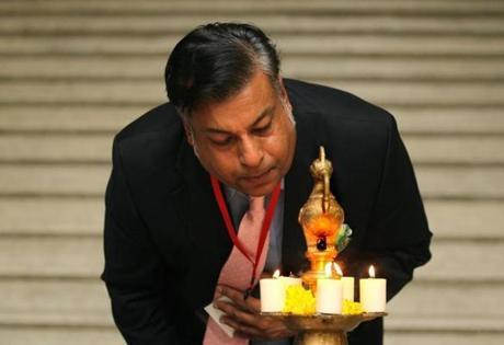 Amit Dixit says Diwali resonates with people of disparate backgrounds.