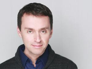 Tony-nominated Broadway composer Andrew Lippa.
