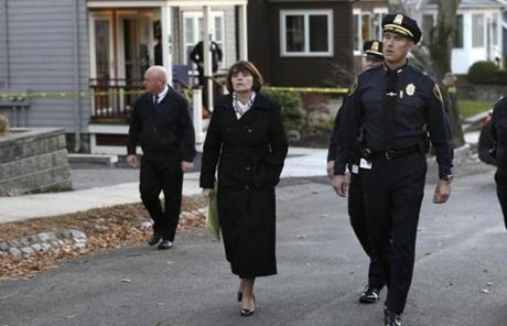 "Middlesex District Attorney Marian Ryan described the deaths as a ""very troubling,"" but assured the public there was no threat to public safety."
