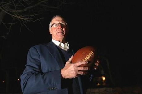 Former Allmerica Financial chief executive John F. O'Brien remembered hearing of the assassination on the practice field of the Yale Bowl as a Harvard football player.