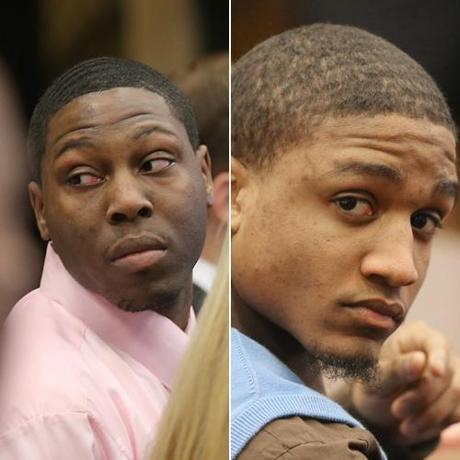 Sheldon Mattis (left) and Nyasani Watt were part of a gang bent on killing rivals, prosecutors said.