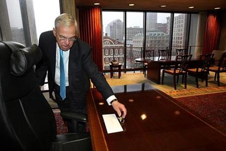 Mayor Menino leaves office (Photo 5 of 18) - Pictures ...