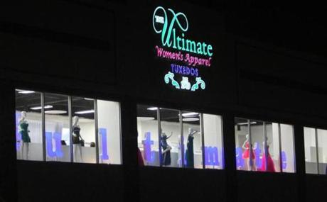The Ultimate, a women's apparel store on route 1 in Peabody