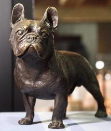 The bronze bulldog (el bulli).