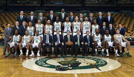 Photos: Celtics lose to Knicks (Photo 6 of 27) - Pictures ... Vitor Faverani Celtics