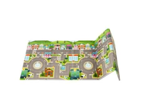 Travel play mat for kids.