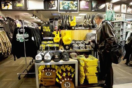 Perfect Boston, MA 050114 Current Pro Shop Will Be Expanded And Relocated To The  Second Level Images