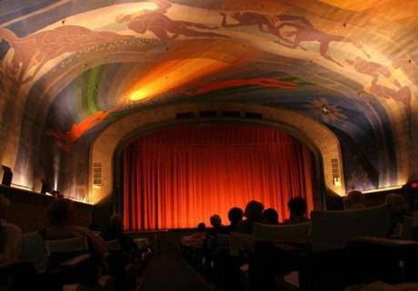 Best performance spaces on cape cod from tripadvisor for Cape cinema mural