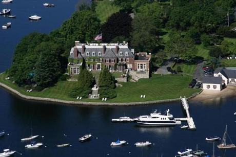 Most expensive homes for sale in mass the boston globe for Most expensive house in massachusetts
