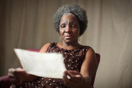 "Betty Thomas, then known as Betty Jean Hackett, read from a letter she wrote to an Australian pen pal while an 11-year-old student at the Ruleville Freedom School, describing her work in the cotton fields and her studies in the school. ""Oh I forgot to tell you we do not have Freedom in Mississippi but the white folks do,"" she wrote."