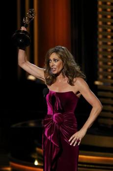 Allison Janney won Outstanding Supporting Actress In A Comedy Series for her role in