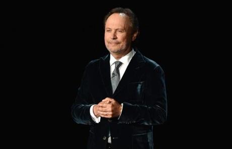 Billy Crystal remembered longtime friend, Robin Williams.