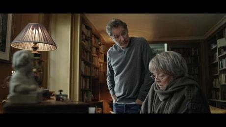 "Israel Horovitz's ""My Old Lady"" stars Maggie Smith and Kevin Kline."