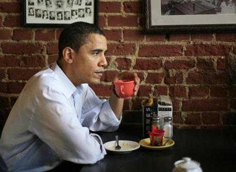 Does Barack Obama Drink Coffee