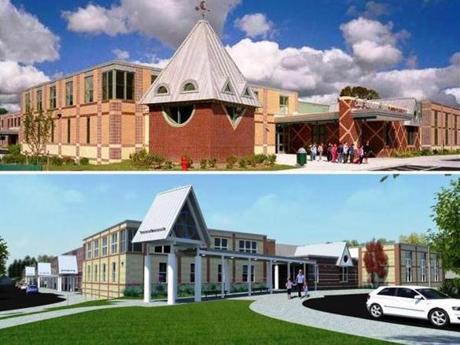 Fairhaven Middle School Building Plan