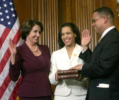 In January 2007, Representative Keith Ellison, Democrat of Minnesota, became the first Muslim in the US Congress. He was sworn in on Jefferson's own copy of the Koran.