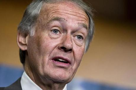 US Senator Edward Markey.