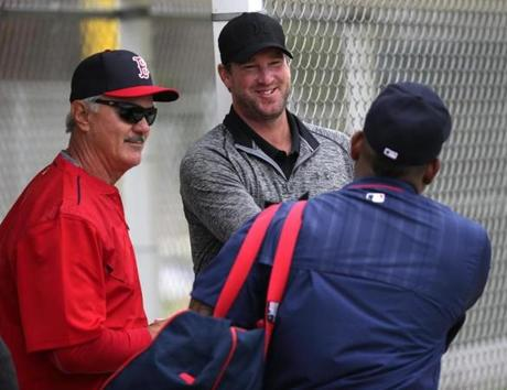 Friday's Red Sox spring training (Photo 18 of 35 ...