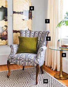 A Living Room Makeover In A Rhode Island Ranch The Boston Globe