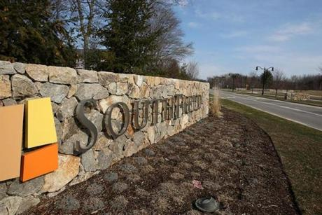 SouthField occupies 1,400 acres of the former South Weymouth Naval Air Station.