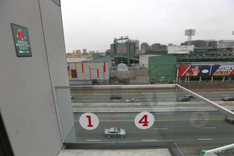 Room With A Fenway View Photo 2 Of 26 Pictures The