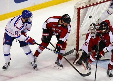Photos: Northeastern takes Hockey East championship (Photo 8