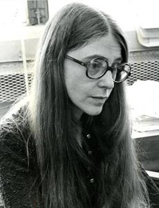 23medal Margaret Hamilton - head of Apollo planning at the Draper Lab. 10/26/1972 Photo by Bob Backoff