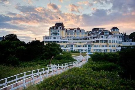 The Ocean House hotel in Westerly, R.I..
