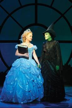 """Wicked"" opens June 7 at the Boston Opera House."
