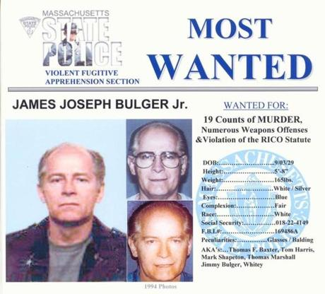 Whitey' Bulger dead: Inmate with Mafia ties investigated in