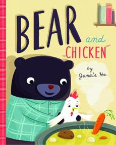 """Bear and Chicken"" by Jannie Ho"