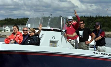 Barbara And George H W Bush In Kennebunkport Photo 1 Of 32